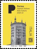 Italia - 2020 - Usato/used - Parma Capitale Italiana Della Cultura - 2011-...: Afgestempeld