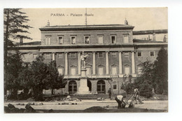Cartolina Parma Palazzo Reale Viaggiata 1923 - Parma