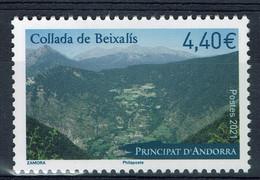 Andorre (postes Françaises), Le Col De Beixalis, 2021, MNH VF - Unused Stamps