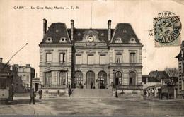 14 CAEN LA GARE ST MARTIN - Caen