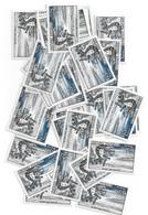LOT DE 35 TIMBRES N° 1131 - 65 Fcs  Bleu Noir & Bleu EVIAN LES BAINS NEUFS SANS CHARNIERES * - Ungebraucht