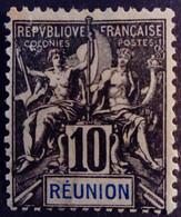 Réunion 1892 Yvert 36 (*) MNG - Nuovi