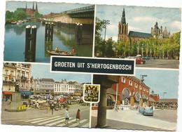 K4375 Groeten Uit 's-Hertogenbosch / Viaggiata 1965 - 's-Hertogenbosch