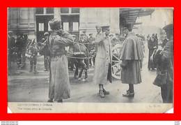 CPA MILITARIA. Guerre 1914-18.  L'armée Indienne à Orléans, Animé...S2554 - War 1914-18