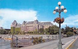 Empress Hotel Victoria,B.C. - Victoria