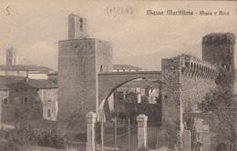 MASSA MARITTIMA MURA E ARCO 1918 RARE - Massa