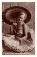 Ballet Dancers Ballerina E. Pfeifere Latvia Lettland Real Photo 1937 - Dance