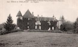 CPA - 71 - Château De TRELAGUE - La Tagnère - Other Municipalities