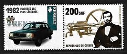 2002 R. De Guinée, OTTO+Otto Motor - RENAULT 9, 1982 - Coches