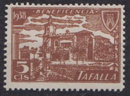 TAFALLA - NAVARRA - Vignette Della Guerra Civile