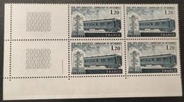N° 2022 Neuf ** Gomme D'Origine, Bloc De 4  TTB - Unused Stamps