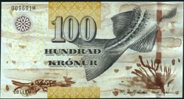 ♛ FAEROE ISLANDS - 100 Kronur 2011 UNC P.30 - Faroe Islands