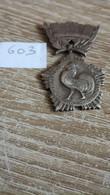 Medaille Collectivités Locales BRONZE Non Comminative En L'état Sur Les Photos - Unclassified