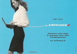 Lot De 3 Cartes. Luxair, Air France KLM, Transavia.com... - Andere