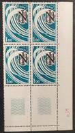 N° 2014 Neuf ** Gomme D'Origine, Bloc De 4  TTB - Unused Stamps