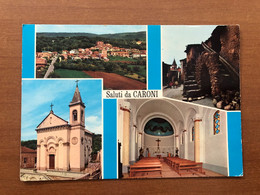 SALUTI DA CARONI DI LIMBADI (CATANZARO) 1971 - Catanzaro