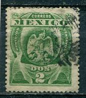 Mexique 1902-03 - YT 191 (o) - Mexico