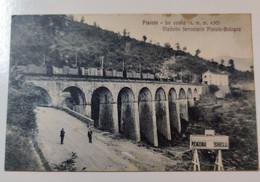 Pistoia Le Svolte Viadotto Ferroviario Pistoia Bologna Treno - Pistoia