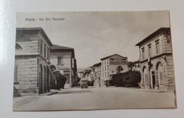 Pistoia Via Atto Vannucci - Pistoia