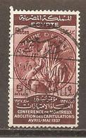 Egipto - Egypt. Nº Yvert  196 (usado) (o) - Oblitérés