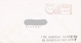 Mexiko / Mexico Freistempel Saltillo - EMA - Mexico