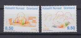 Greenland 2010 - Michel 554-555 MNH ** - Ongebruikt