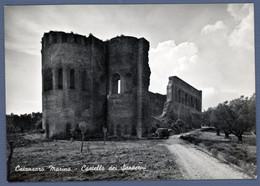 °°° Cartolina - Catanzaro Marina Castello Dei Saraceni Nuova (l) °°° - Catanzaro