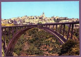 °°° Cartolina - Catanzaro Ponte E Panorama Della Città Nuova (l) °°° - Catanzaro
