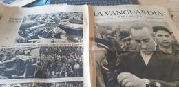 LA VANGUARDIA BARCELONE /CORONEL DIAZ SANDINO /ZARAGOZA /PEREZ FARRAS/LA AVIACION AL SERVICIO DE LA REPUBLICA - Unclassified