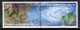 CEPT 2001 GR MI 2069C-70C GREECE - 2001