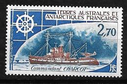 """TAAF  Poste Aérienne N° 45   Bateaux  """" Commandant Charcot """"  Neuf * * TB = MNH VF            Voir Scan Soldé      ! ! ! - Luchtpost"""