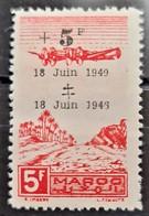 MAROC 1946 - MNH - YT 58 - Nuovi