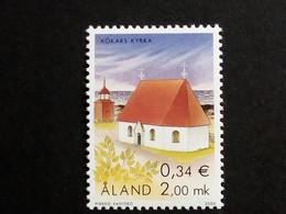 ALAND MI-NR. 182 POSTFRISCH(MINT) KIRCHE 2000 - Aland