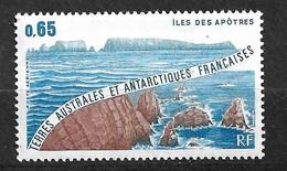 TAAF  Poste Aérienne  N° 73  Île Des Apôtres     Neuf * * TB = MNH VF  Voir Scan Soldé   ! ! ! - Luchtpost
