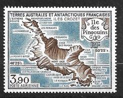 TAAF  Poste Aérienne  N° 100 Crozet  Île Des Pingouins      Neuf * * TB = MNH VF  Voir Scan Soldé   ! ! ! - Luchtpost
