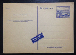 GERMANY, Uncirculated Postcard, « Aviation », Berlin - Non Classés