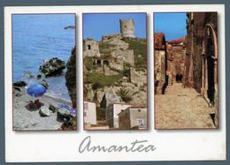 °°° Cartolina - Amantea Vedute Viaggiata (l) °°° - Cosenza
