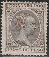 1894. * Edifil: FERNANDO POO 20 - Fernando Po