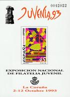 1993. ** Edifil: Prueba De Lujo 30. JUVENIA '93 - 1991-00 Ongebruikt