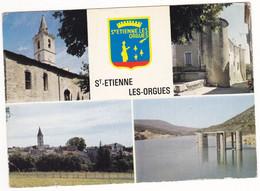 Prix Fixe - St Etienne Les Orgues - 1969 # 5-11/29 - Other Municipalities