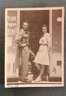Old RPC Partizan Zagreb Partigiano U.S.A.O.H.-a  1945. NDH Croatia. - Zonder Classificatie