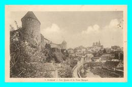 A877 / 425 21 - SEMUR Quais Et Tour Margot - Semur