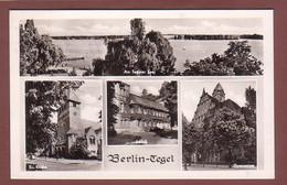Deutschland - BERLIN-TEGEL - 4 Bilder - Tegel