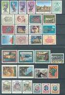 ITALIA - 1975 -  MNH/*** LUXE - YEAR COMPLETE -  Yv 1211-1253 Mi 1478-1520 Sa 1284-1326 - Lot 23250 - Años Completos