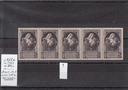 Variété - YT 465 A - Variedades: 1931-40 Nuevos