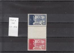 Variété - YT 566 A - Variedades: 1941-44 Nuevos