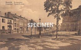 St-Jansplein - Kortrijk - Courtrai - Kortrijk