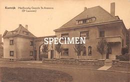 Heelkundig Gesticht St-Antonius Dr. Lauwers - Kortrijk - Courtrai - Kortrijk