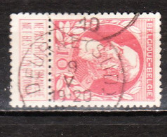 74  Grosse Barbe - Bonne Valeur - Oblit. Centrale DEURNE (SUD) - LOOK!!!! - 1905 Thick Beard