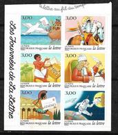 France N° 3156  à 3161   Série Du Carnet Auto-collant  Neufs * *  TB =MNH VF ... Soldé Au Prix De La Poste En 1998 ! ! ! - Adhesive Stamps